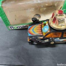 Brinquedos antigos Román: JUGUETE OPEL CORSA ROBOT DE ROMAN. Lote 195558101