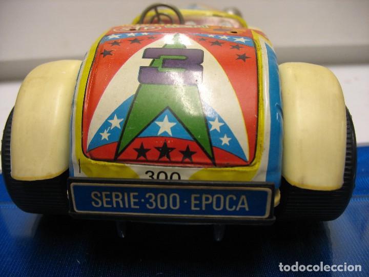 Juguetes antiguos Román: COCHE DE ROMAN NO FUNCIONA - Foto 3 - 205864842