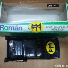 Juguetes antiguos Román: COCHE BAT CAR ROMAN. Lote 207238835