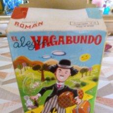 Juguetes antiguos Román: EL ALEGRE VAGABUNDO ROMAN. Lote 211682029