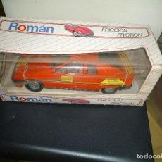 Juguetes antiguos Román: COCHE ROMAN. Lote 225979288