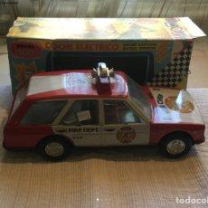 Brinquedos antigos Román: COCHE SALVAOBSTACULOS MARCA ROMAN. Lote 227638714