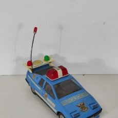 Brinquedos antigos Román: COCHE DE POLICÍA - JUGUETES ROMÁN - EN MUY BUEN ESTADO. Lote 239370900