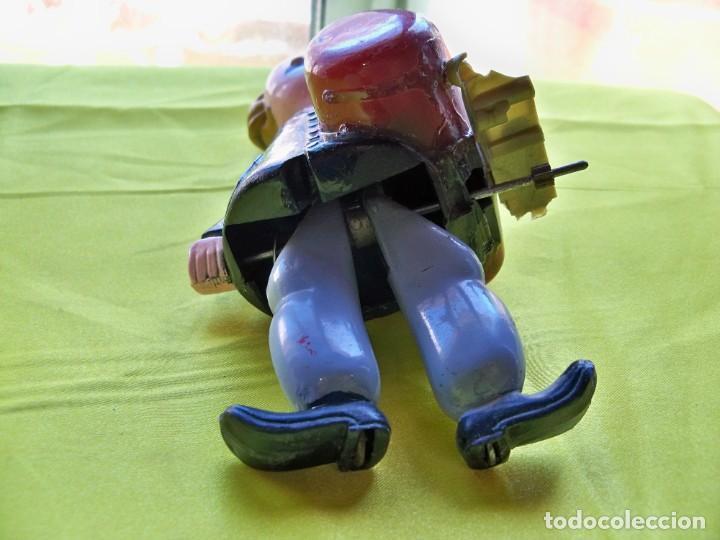 Juguetes antiguos Román: Antiguos restos del juguete CHARLI CHAPLIN, CHARLOT, de Román de los años 1960/70 - Foto 5 - 262727050