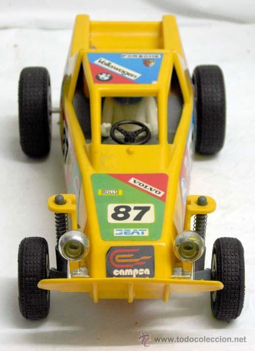 Juguetes antiguos Sanchís: Auto-cross Auto cross Sanchís con caja años 80 coche eléctrico - Foto 5 - 9307008