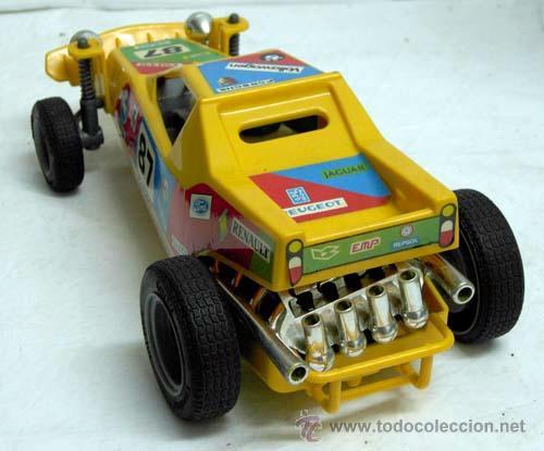 Juguetes antiguos Sanchís: Auto-cross Auto cross Sanchís con caja años 80 coche eléctrico - Foto 6 - 9307008