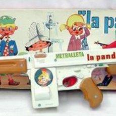 Juguetes antiguos Sanchís: METRALLETA LA PANDA DE SANCHIS AÑOS 60. Lote 107886959