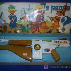 Juguetes antiguos Sanchís: M69 LA METRALLETA DE LA PANDA DE SANCHIS. Lote 27635491