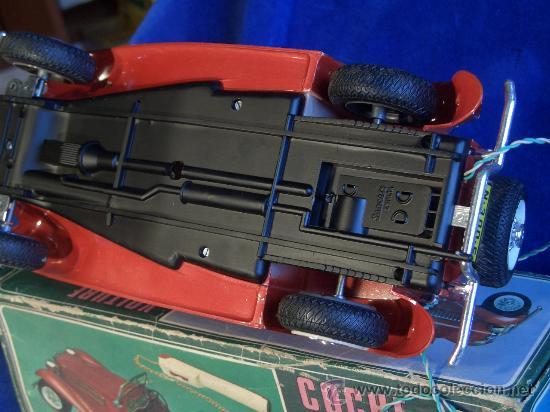 Juguetes antiguos Sanchís: COCHE MG TELEDIRIGIDO MOD. 300E DE SANCHIS - Foto 9 - 22145958