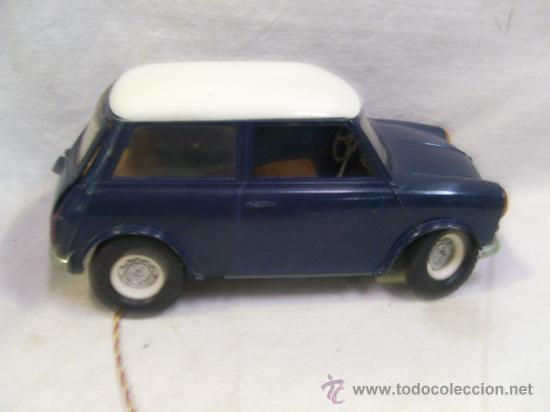 Juguetes antiguos Sanchís: Mini 1275 GT. Ref. 262 E. Fabricado por Sanchís. Con caja. - Foto 2 - 27880036