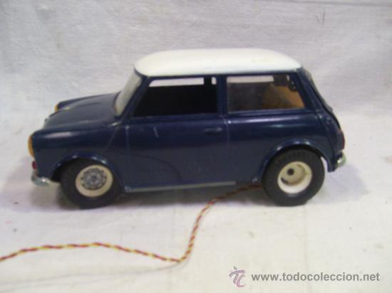 Juguetes antiguos Sanchís: Mini 1275 GT. Ref. 262 E. Fabricado por Sanchís. Con caja. - Foto 3 - 27880036