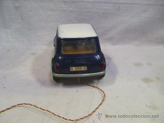 Juguetes antiguos Sanchís: Mini 1275 GT. Ref. 262 E. Fabricado por Sanchís. Con caja. - Foto 6 - 27880036
