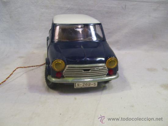 Juguetes antiguos Sanchís: Mini 1275 GT. Ref. 262 E. Fabricado por Sanchís. Con caja. - Foto 4 - 27880036