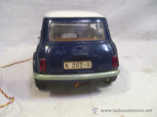 Juguetes antiguos Sanchís: Mini 1275 GT. Ref. 262 E. Fabricado por Sanchís. Con caja. - Foto 5 - 27880036