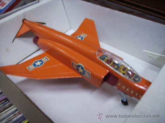 Juguetes antiguos Sanchís: avion phantom 2 nuevo en caja - Foto 3 - 29105867