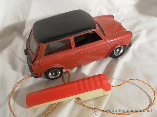 Juguetes antiguos Sanchís: Mini 1275 GT. Ref. 262 E. Fabricado por Sanchís. - Foto 2 - 30855788