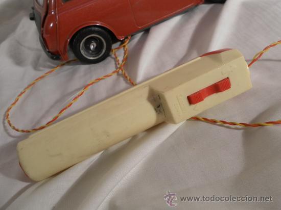 Juguetes antiguos Sanchís: Mini 1275 GT. Ref. 262 E. Fabricado por Sanchís. - Foto 10 - 30855788