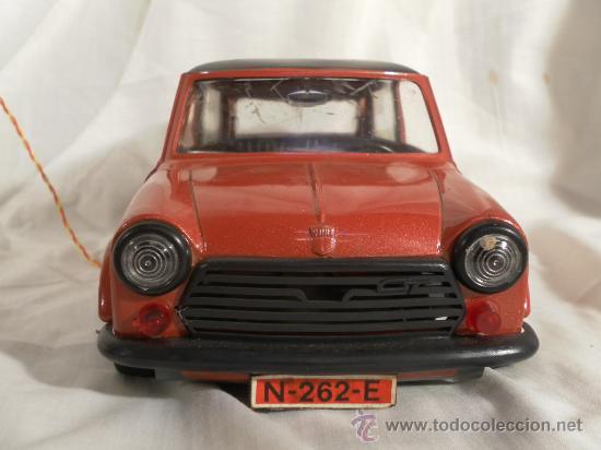 Juguetes antiguos Sanchís: Mini 1275 GT. Ref. 262 E. Fabricado por Sanchís. - Foto 6 - 30855788