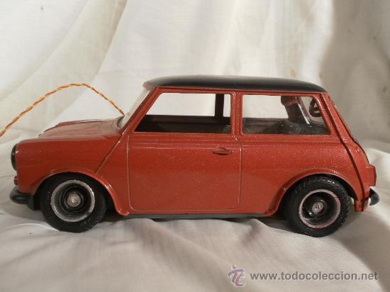 Juguetes antiguos Sanchís: Mini 1275 GT. Ref. 262 E. Fabricado por Sanchís. - Foto 5 - 30855788