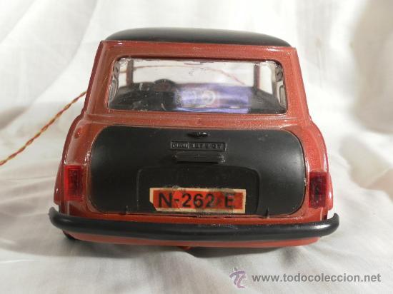 Juguetes antiguos Sanchís: Mini 1275 GT. Ref. 262 E. Fabricado por Sanchís. - Foto 7 - 30855788