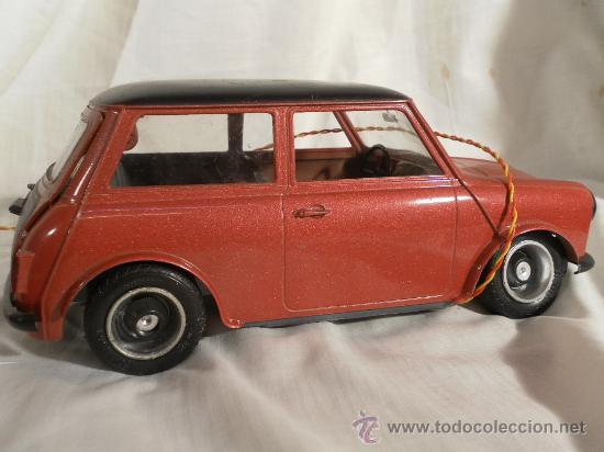 Juguetes antiguos Sanchís: Mini 1275 GT. Ref. 262 E. Fabricado por Sanchís. - Foto 4 - 30855788