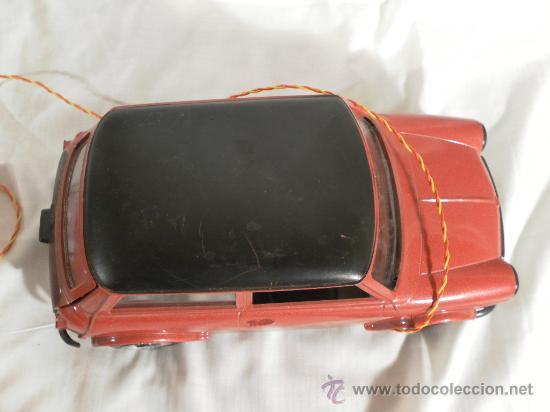 Juguetes antiguos Sanchís: Mini 1275 GT. Ref. 262 E. Fabricado por Sanchís. - Foto 8 - 30855788
