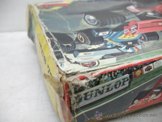 Juguetes antiguos Sanchís: SANCHIS - LOTUS 72 - ELECTRICO-DIRIGIDO- - Foto 10 - 33524033