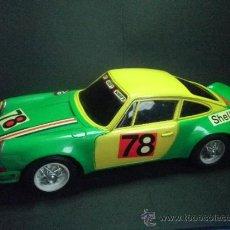 Juguetes antiguos Sanchís: PORSCHE 911 RS RALLYE DE SANCHIS - FRICCION. Lote 35918460