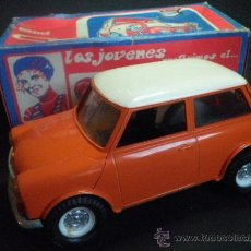 Juguetes antiguos Sanchís: MINI 1275 GT NARANJA DE SANCHIS - FRICCION. Lote 35919100