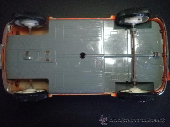 Juguetes antiguos Sanchís: MINI 1275 GT NARANJA DE SANCHIS - Foto 7 - 35919100