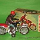 Juguetes antiguos Sanchís: MOTO DE SANCHIS-JUGUETE Nº142 EN CAJA ORIGINAL. Lote 36228751