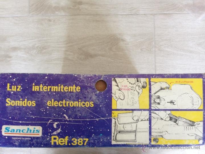 Juguetes antiguos Sanchís: NAVE PAJARO DEL ESPACIO - SANCHIS AÑOS 80 - Foto 3 - 40095240