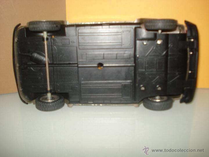 Juguetes antiguos Sanchís: Antiguo y Precioso MINI 1275 GT RALLY a Fricción de Juguetes SANCHIS de IBI . Año 1960s. - Foto 5 - 40298554