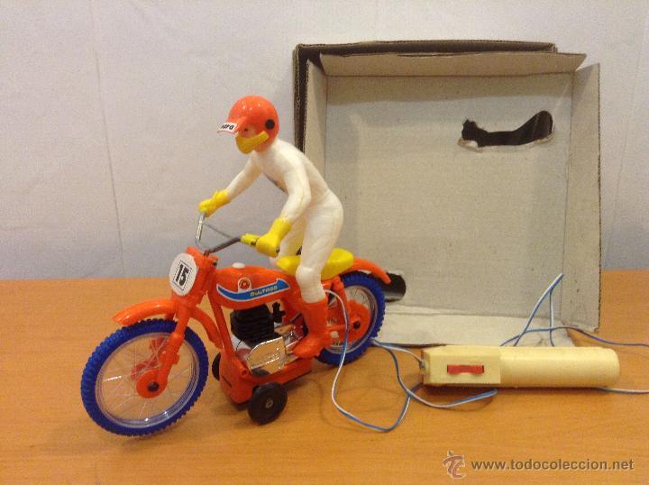 sanchis moto bultaco electrica