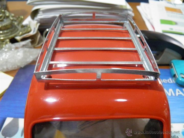 Juguetes antiguos Sanchís: SEAT 600 DE SANCHIS EN SU CAJA - Foto 4 - 45262027