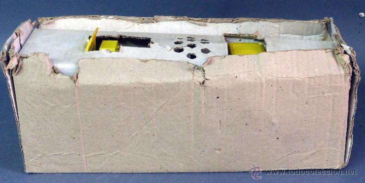 Juguetes antiguos Sanchís: Camión Safari Sanchís Lanza Misiles con proyectiles y caja años 70 - Foto 8 - 53000864