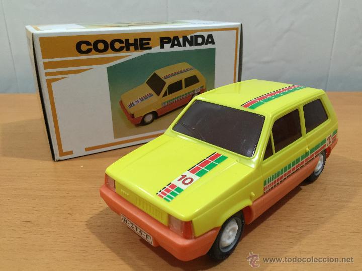 SANCHIS SEAT PANDA 35 FRICCION (Juguetes - Marcas Clásicas - Sanchís)