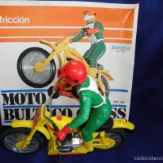 Juguetes antiguos Sanchís: MOTO BULTACO CROSS DE SANCHIS. Lote 58410392