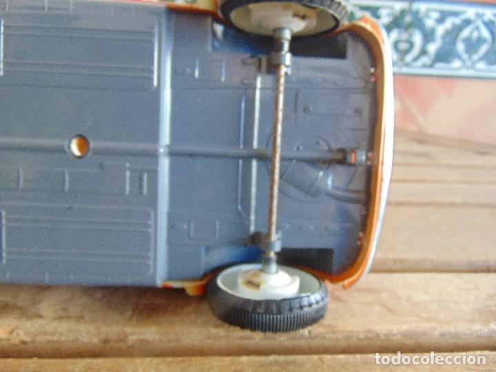 Juguetes antiguos Sanchís: COCHE MINI 1275 GT NARANJA DE SANCHIS A FRICCION MIDE 25.5 CM - Foto 17 - 72700347
