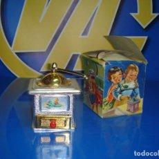 Juguetes antiguos Sanchís - Juguete vintage molinillo juguete antiguo SANCHIS con caja original - 93794400