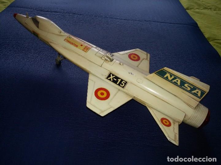 SANCHIS AVION X-15 X 15 NASA (Juguetes - Marcas Clásicas - Sanchís)
