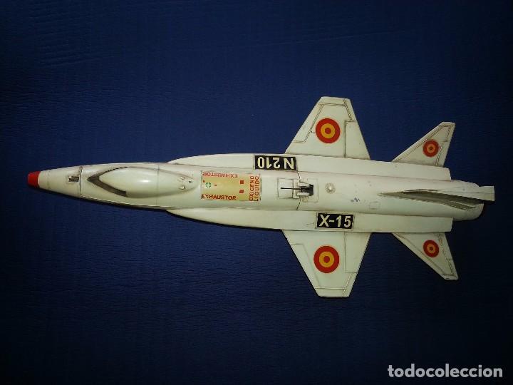 Juguetes antiguos Sanchís: Sanchis avion x-15 X 15 Nasa - Foto 2 - 95461699