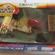 Juguetes antiguos Sanchís: COCHE MCLAREN DIRIGIDO SANCHIS, EN CAJA. CC. Lote 99495347