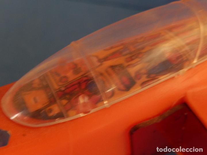 Juguetes antiguos Sanchís: Avión. Phantom II. Fabricado por Sanchís. Fricción. - Foto 4 - 99885015