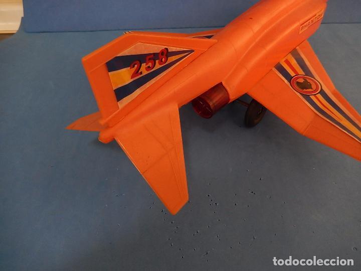 Juguetes antiguos Sanchís: Avión. Phantom II. Fabricado por Sanchís. Fricción. - Foto 10 - 99885015