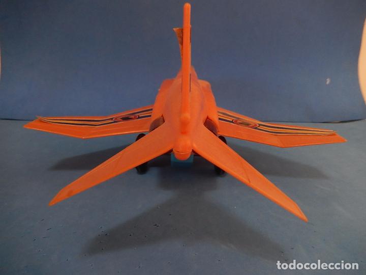 Juguetes antiguos Sanchís: Avión. Phantom II. Fabricado por Sanchís. Fricción. - Foto 14 - 99885015