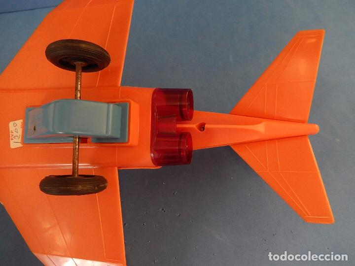 Juguetes antiguos Sanchís: Avión. Phantom II. Fabricado por Sanchís. Fricción. - Foto 17 - 99885015