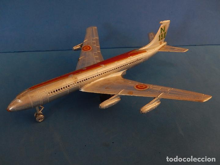 Juguetes antiguos Sanchís: Avión. Iberia N158. Fabricado por Sanchís - Foto 2 - 99890939