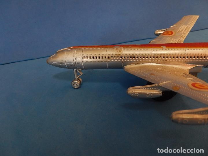 Juguetes antiguos Sanchís: Avión. Iberia N158. Fabricado por Sanchís - Foto 4 - 99890939