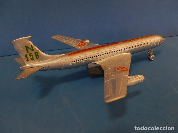 Juguetes antiguos Sanchís: Avión. Iberia N158. Fabricado por Sanchís - Foto 6 - 99890939